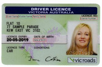 Australian Id Card Template by Driver S Licence Unique Student Identifier
