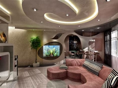 Living Room Ceilings Top 10 Catalog Of Modern False Ceiling Designs For Living Room Design Ideas