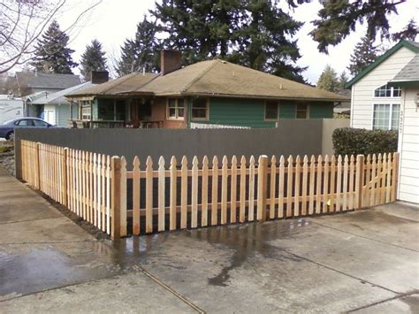 picket fence nashville fence and deck 36 best images about george and gabe professional fencing