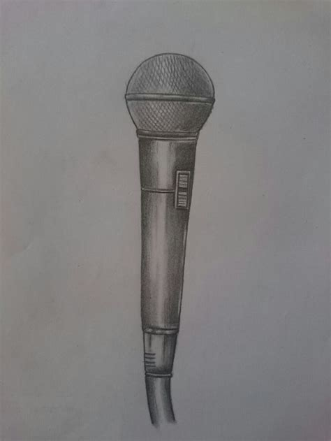 microphone tattoo sketch drawing microphone sketch tattoo sketches drawing