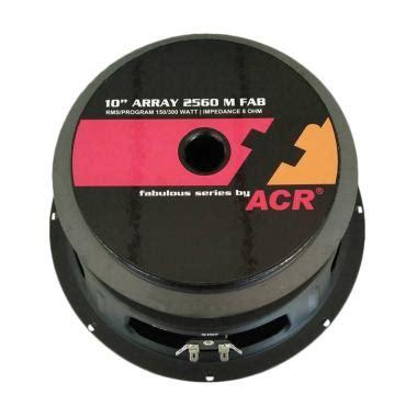 Speaker Acr Berbagai Ukuran jual acr fabolous array ceiling speaker 300 w 10 inch harga kualitas terjamin