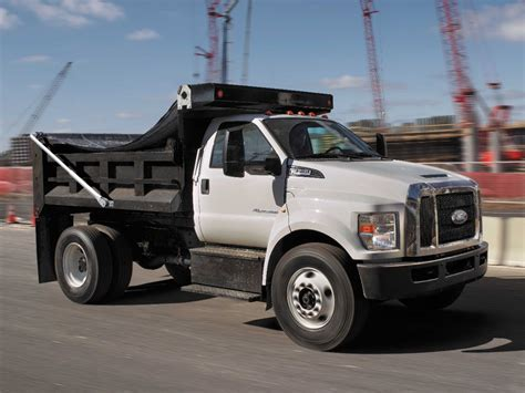 ford s work trucks receive performance and service