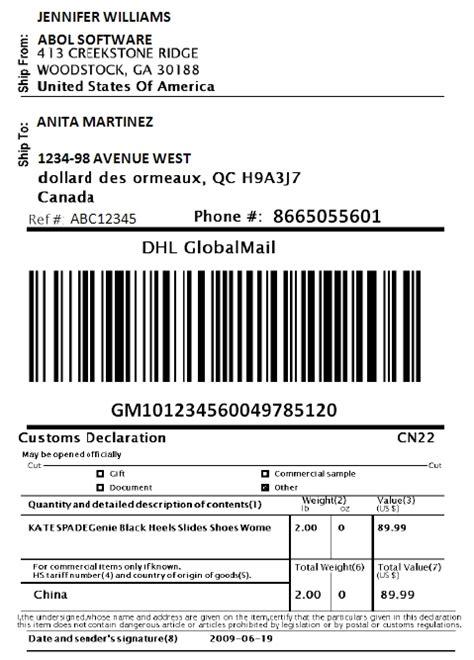 international shipping label template fedex ground shipper number gsn updates international