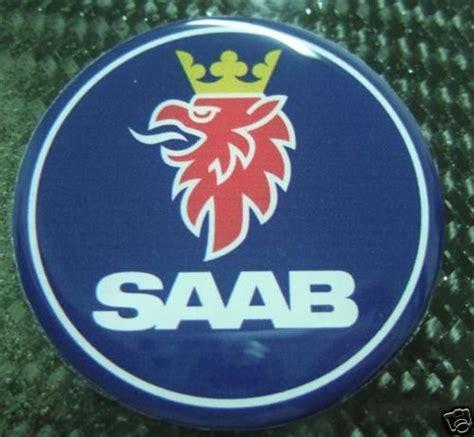 saab trunk emblem replacement badge sticker decal 2 5