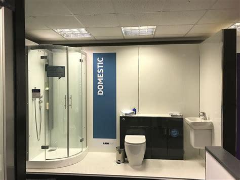 bathroom showrooms bedford kinedo bathroom showroom bedford kinedo by saniflo