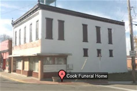 cook funeral home sunman indiana in funeral flowers