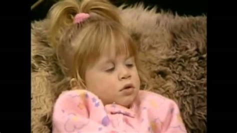 full house little girl full house my little girl youtube