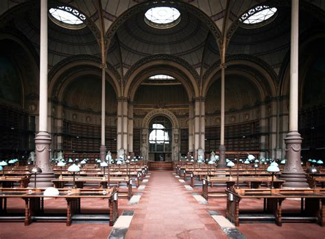 Bibliotheque Nationale de France (Henri Labrouste)   With