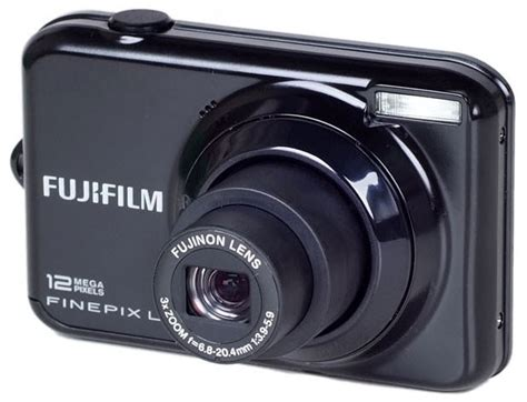 Kamera Fujifilm Finepix L50 fujifilm finepix l50 reviews productreview au
