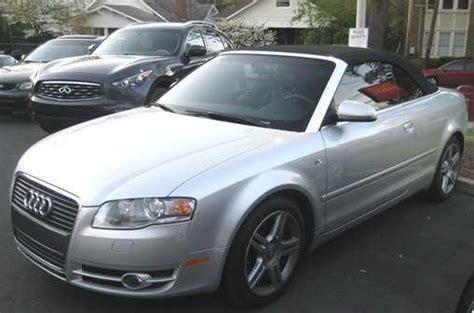 2008 audi a4 convertible 2008 audi a4 cabriolet 2 0t convertible audi a4