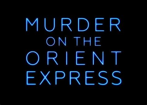 the murder on the murder on the orient express movie trailer released video geeky gadgets