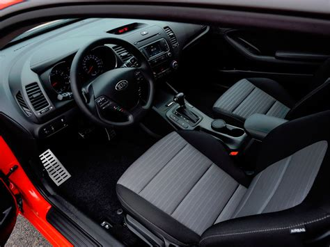Forte Koup Interior by Kia Forte Koup Is The Most Affordable 2 Door Coupe On The