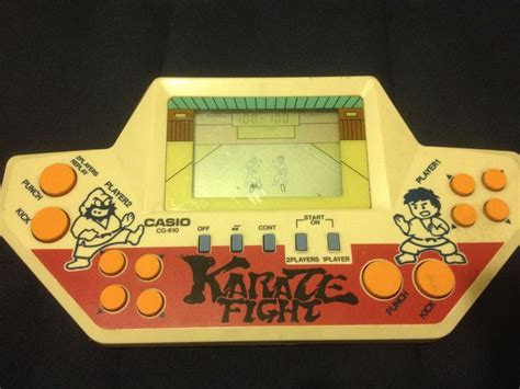 Gimbot Casio Karate Fight 1986 1057 best and systems images on