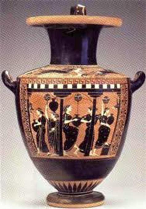 vaso greco a due anse l arte greca imparando arte