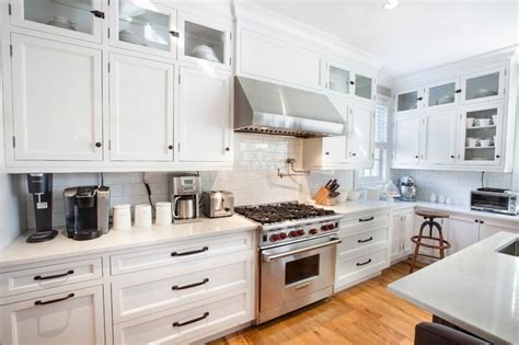 Kitchen Hardware New York Novenstein Transitional Kitchen New York By