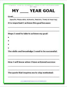 Template For Goal Setting Worksheet by Printable Goal Setting Worksheet Abitlikethis