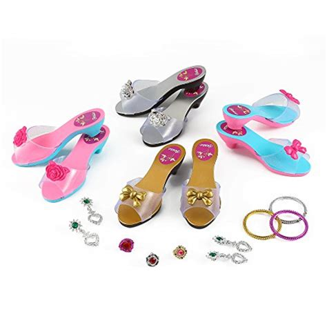 play dress up shoes princess dress up play shoe and jewelry boutique