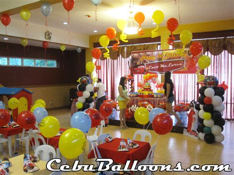 Balloon Decoration At Home by 10 Backyard Party Ideas For Tweens