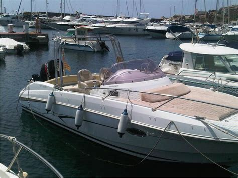 the open boat en espanol beneteau flyer 750 sun deck en port marina palam 243 s
