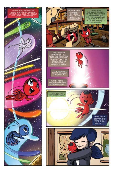 comiclist previews miraculous adventures  ladybug