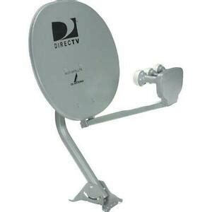 new directv 18x20 phase lnb multi satellite dish antenna iii 3 kit