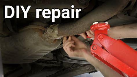 Diy Repair by Diy Exhaust Repair