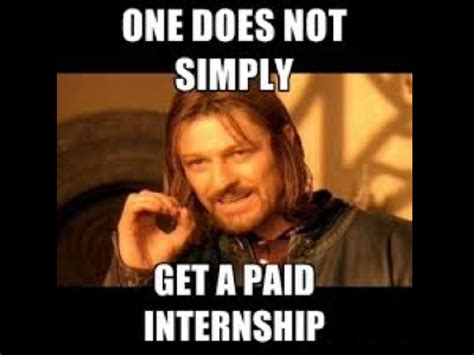 Intern Meme - career memes of the year careers siliconrepublic com