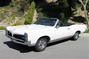 1967 Pontiac Convertible For Sale 1967 Gto Convertible The Vault Classic Cars