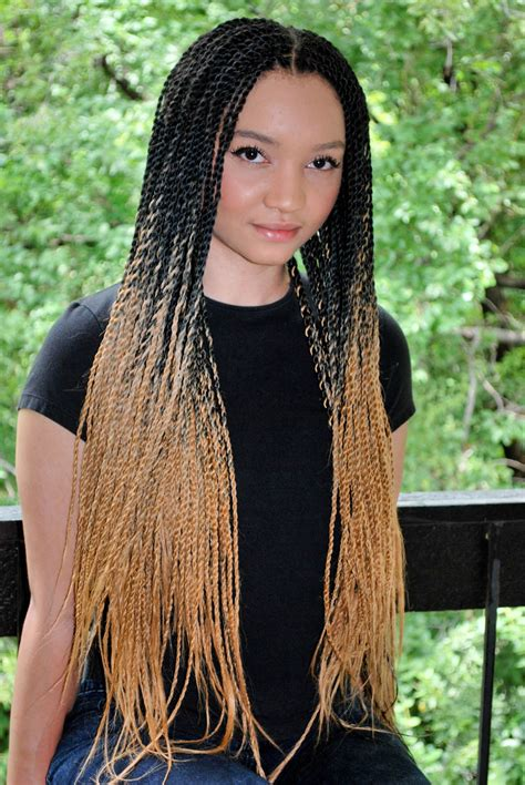 ombre twists hair the highlights thou scariespice just hair