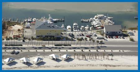 fishing boat rentals pensacola pensacola beach marina fishing charters dolphin cruises