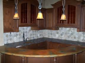 kitchen handcrafted copper accent kitchen design copper apron front sink with backsplash copper apron front
