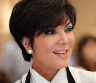 back of chris jenners hair kris jenner hairstyle photos kris jenner star of