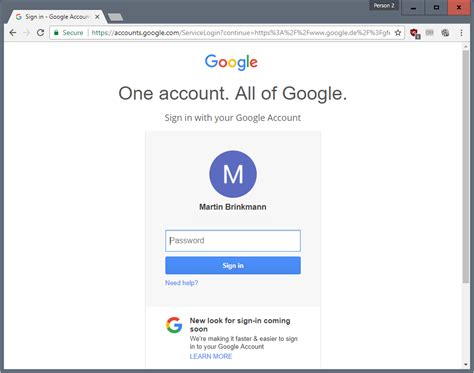 google images sign in google sign in page gets new unified design ghacks tech