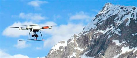 Uav Search Search And Rescue Drones Tested In B C Aerial Vista Productions