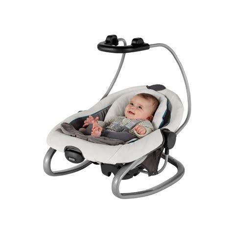 swing and rocker graco duetsoothe swing rocker review baby gear specialist