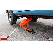 How To Lift A Car Truck Motorhome  Gator Jack Hydraulic