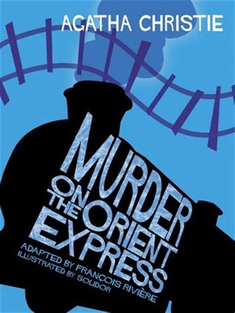 murder   orient express  francois riviere reviews