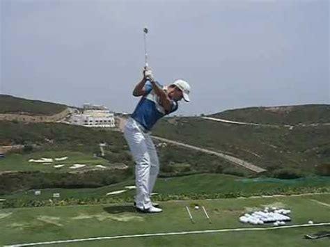 camilo villegas golf swing camilo villegas golf swing iron slow motion volvo