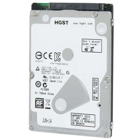 Harddisk 500gb Hgst hitachi hgst drive 500 gb city computer