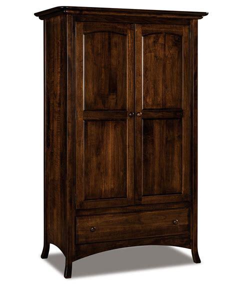 carlisle wardrobe armoire amish direct furniture