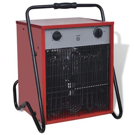 mobiler heizlüfter der mobiler heizl 252 fter bauheizer elektroheizung 15 kw 400