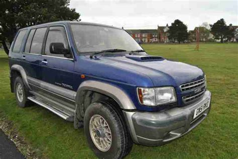 security system 2001 isuzu trooper user handbook isuzu 2001 51 trooper diesel citation lwb manual car for sale