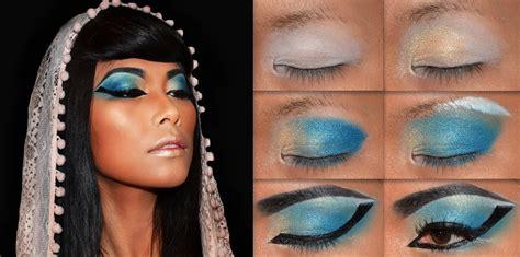 tutorial makeup cleopatra how to cleopatra the makeup pinterest