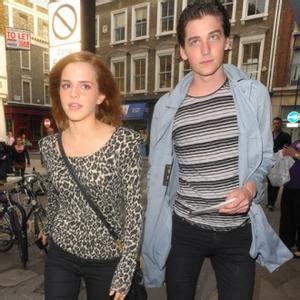 emma watson and george craig emma watson confirms romance contactmusic com