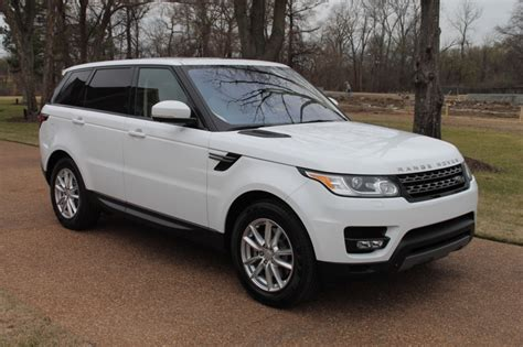 land rover 2015 price 2015 land rover range rover sport hse certified range