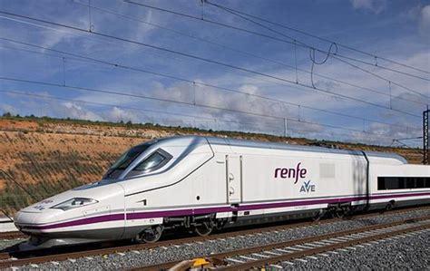 salidas ave madrid trenes ave barcelona madrid especiales por la copa