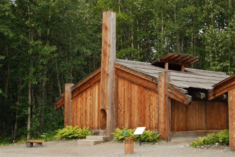 plank house haida longhouse search architecture longhouse