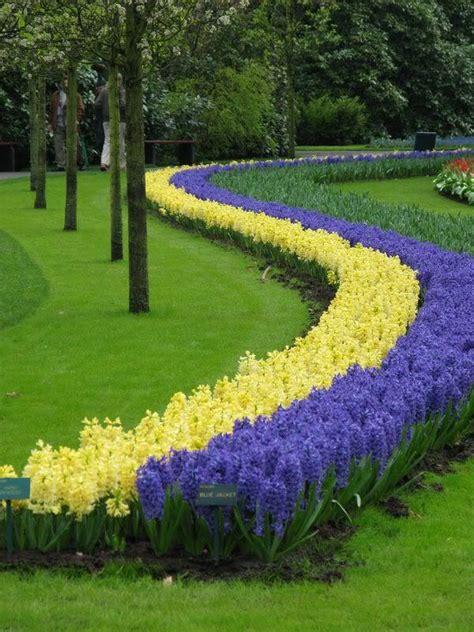 Netherlands Flower Garden World S Largest Flower Garden Keukenhof Netherlands Xcitefun Net