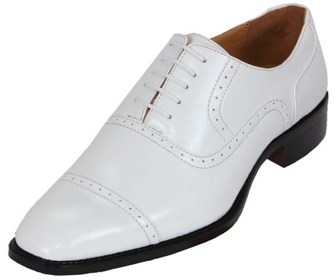 oxford dress shoe bolano mens white oxford dress shoe style ceri white 007