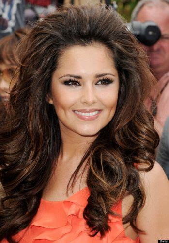 long hair with height in crown cheryl cole measurements height weight bra size age
